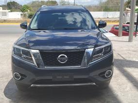 Nissan Pathfinder 3.5 Advance Cvt 2016