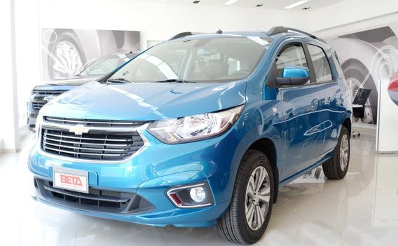 Chevrolet Spin Ltz Premier 5as Mt 0km 2020 Stock Permuto Pd