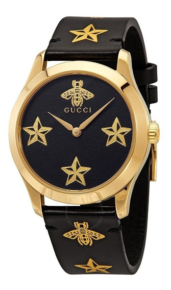 Relogio Gucci G-timeless Black