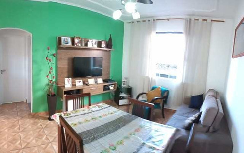 Apartamento Com 2 Dorms, Aparecida, Santos - R$ 264 Mil, Cod: 1359 - V1359