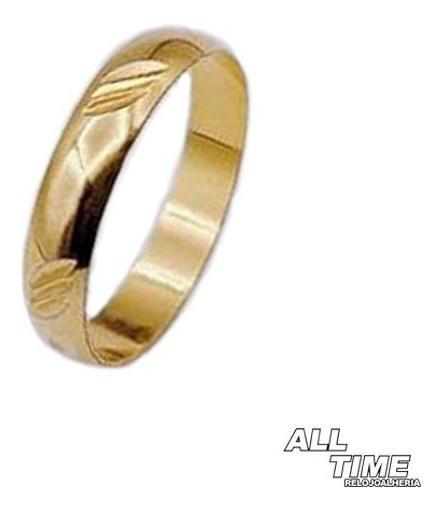 Aliança De Ouro - Fabricação Própria