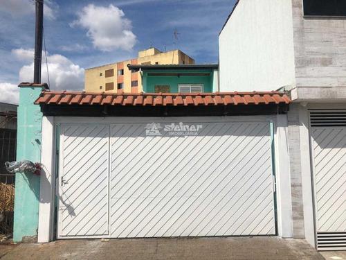 Imagem 1 de 20 de Venda Sobrado 3 Dormitórios Jardim Bom Clima Guarulhos R$ 620.000,00 - 34157v