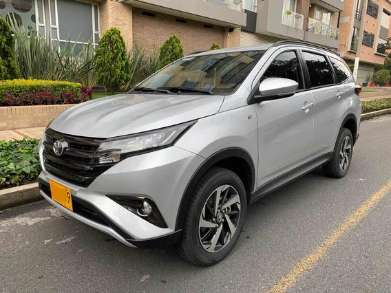 Toyota Rush High At 1.5l High Fe 7p 1500cc 4x2 2019