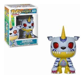 Funko Pop Animation Digimon Gabumon