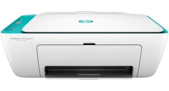 Impresora Hp Todo En Uno Deskjet Ink Advantage 2675 Tienda F