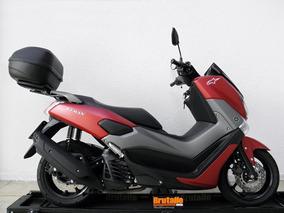 Yamaha Nmax 160 Abs 2018 Vermelha