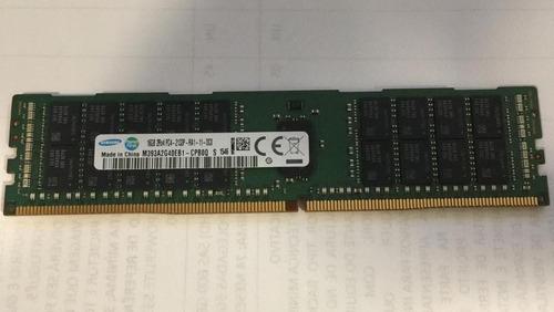 M393a2g40eb1 Memória 16gb Ddr4-2133 Rdimm Ecc Hp Dell Lenovo