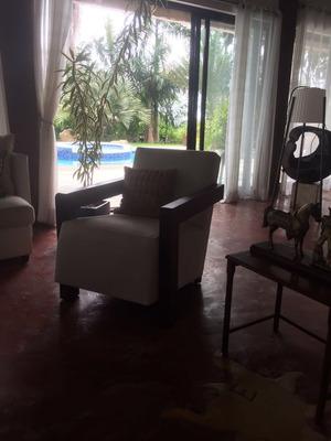 Alquilo Villa Amueblada Full/ 4 Hab/ 1400 Mt2 Casa De Campo