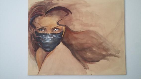 Pintura Acrilica 75x95cm
