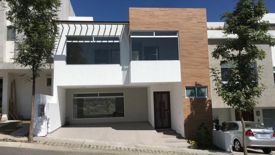 Ev1352-1.- Hermosa Casa Nueva En Venta. Residencial Lago Esmeralda.