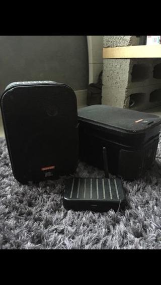 Caixas De Som Sem Fio Jbl 2.4g Wireless