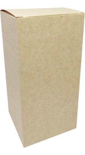 Imagen 1 de 6 de Caja Para Vaso Vas1 X 50u Packaging Blanco Madera