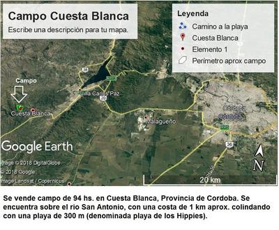 Campo En Cuesta Blanca