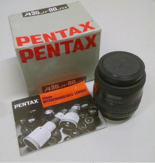 Objetiva Pentax 35-80 F4-5.6