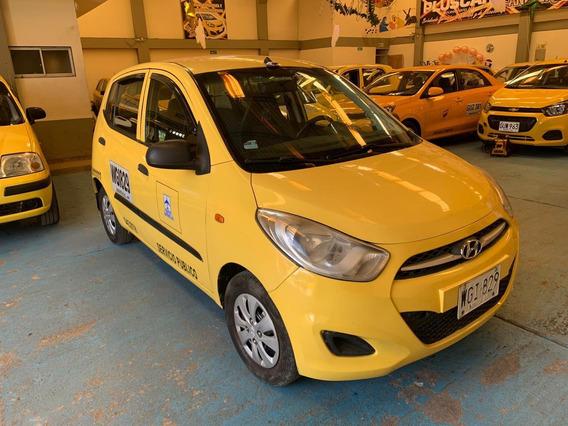 Taxi Hyundai I10 Gl Modelo 2014, Financiamos El 70%