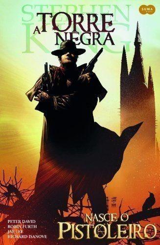 Nasce O Pistoleiro: A Torre Negra Em Quadrinhos