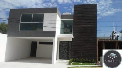 Casa En Venta En Cholula, Fracc. Villa Las Americas