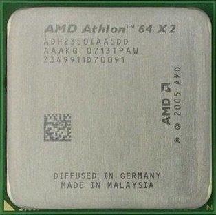 Processador Am2 Amd Athlon X2 Be-2350 - Adh2350iaa5do