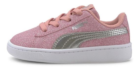 Zapatillas Puma Vikky V2 Glitz Niñas/ Brand Sports