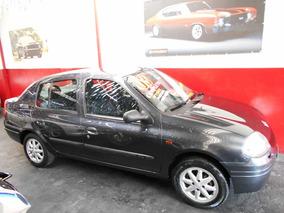 Clio Sedan 1.0 Rn 03 Filé Troco Favorita Multimarcas