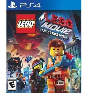 Juego Ps4 Lego The Movie Videogame