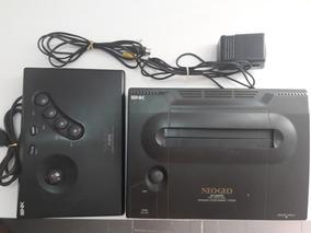 Console Neo Geo Aes - Leia Anuncio