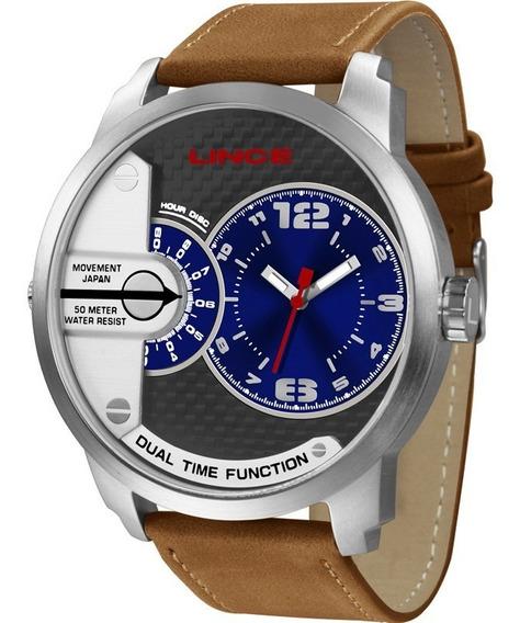 Relógio Lince Masculino Original Garantia Nota Mrch080sd2mx