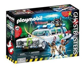 Playmobil Cazafantasmas Ecto - 1 Nuevo Y Sellado