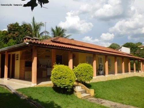 Chácara A Venda Condomínio Terras De Itaici Indaiatuba - Ch00159 - 2747649