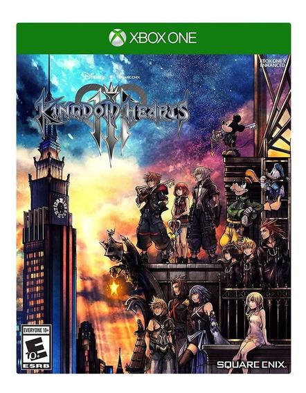 Juegos Xbox One Kingdom Hearts 3