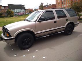 Camioneta Chevrolet Blazer Excelente Estado Vendo O Permuto