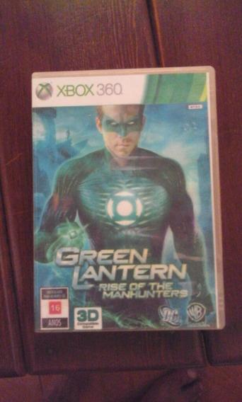 Jogo Xbox 360 Desbloqueado Lanterna Verde
