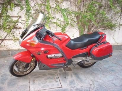 Honda -  Pan European - S.t 1100 - Abs/tcs
