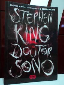 Livro-doutor Sono:stephen King-cont.de O Iluminado:perfeito