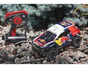 Carrinho De Controle Remoto Nikko Peugeot Rc Red Bull 1:14