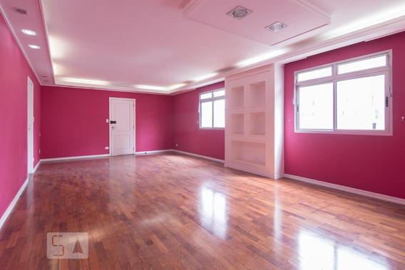 Apartamento Para Aluguel - Perdizes, 4 Quartos, 180 - 893034690