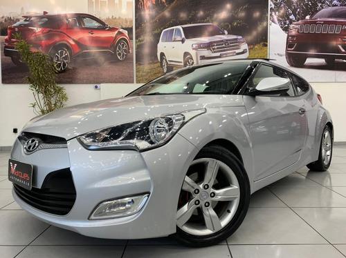Imagem 1 de 13 de Hyundai Veloster  1.6 16v (aut) Gasolina Automático