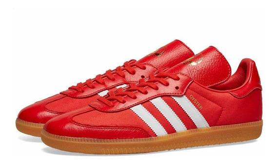 Tenis adidas Originals Samba Og Oyster G26700 Holdings