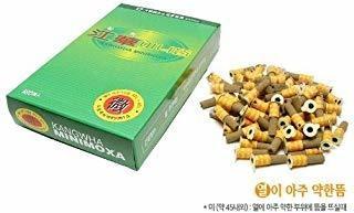 Kang Hwa Stick-on Mini Moxa - Amarillo