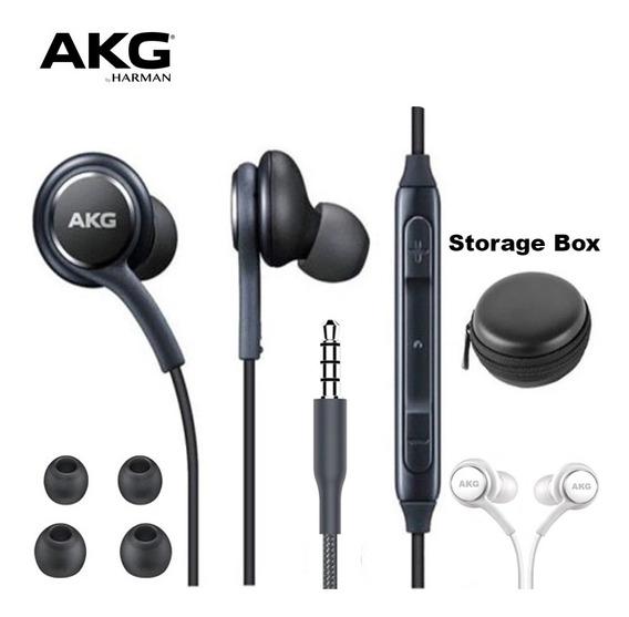 Fone De Ouvido Akg Eo Ig955 + Storage Box ,promoção!