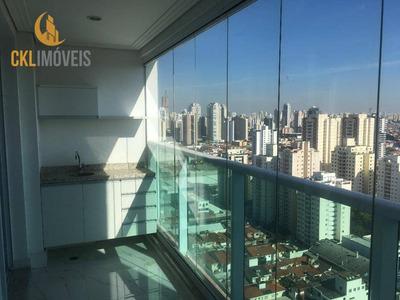 Apartamento Com 1 Dormitório Para Alugar, 45 M² Por R$ 1.800/mês -deseo Tatuapé - São Paulo/sp - Ap0482