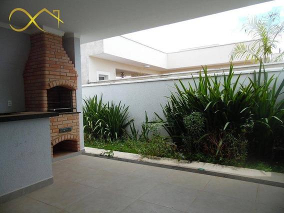 Casa Com 3 Dormitórios À Venda, 175 M² Por R$ 600.000,00 - Condomínio Campos Do Conde Ii - Paulínia/sp - Ca1787