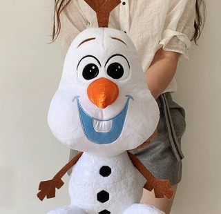 Frosen Olaf De Peluche Grande 20 Cm Original By Disney