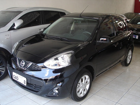 Nissan March Sv 1.6 16v Flexstart Completo 3.400km 2018