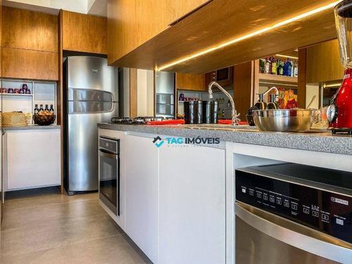 Imagem 1 de 30 de Apartamento Com 3 Dormitórios À Venda, 98 M² Por R$ 908.426,00 - Taquaral - Campinas/sp - Ap2385