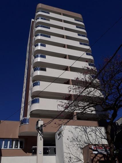 Apartamento Com 2dormitórios ,sendo Uma Suíte, 2 Vagas Mais