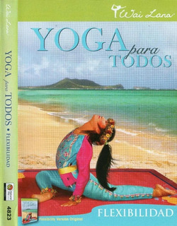 Dvd Yoga Wai Lana Serie Inicial Flexibilidad Nvo Castellano
