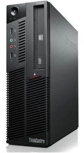 Promoçao Cpu Lenovo Core I5 4gb 320 Gb Hdmi Wifi Garantia