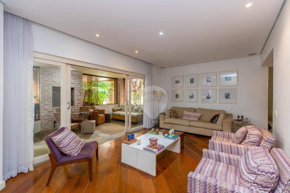 Penthouse Com 3 Dormitórios À Venda, 212 M² - R. Itaiteva - Panamby - São Paulo - Ph0003