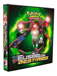 Album Pokémon Para Cards Fusão De Destinos Zygarde